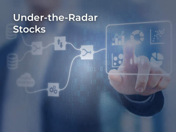 Under the radar stock