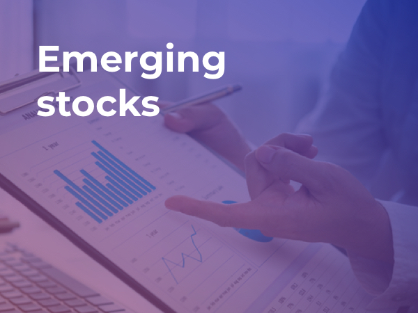 emerging stock buy or sell small-cap profile