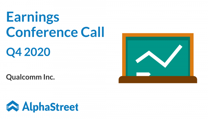 qualcomm earnings call Q4 2020