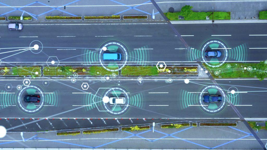 Lidar Smart roadways quanergy
