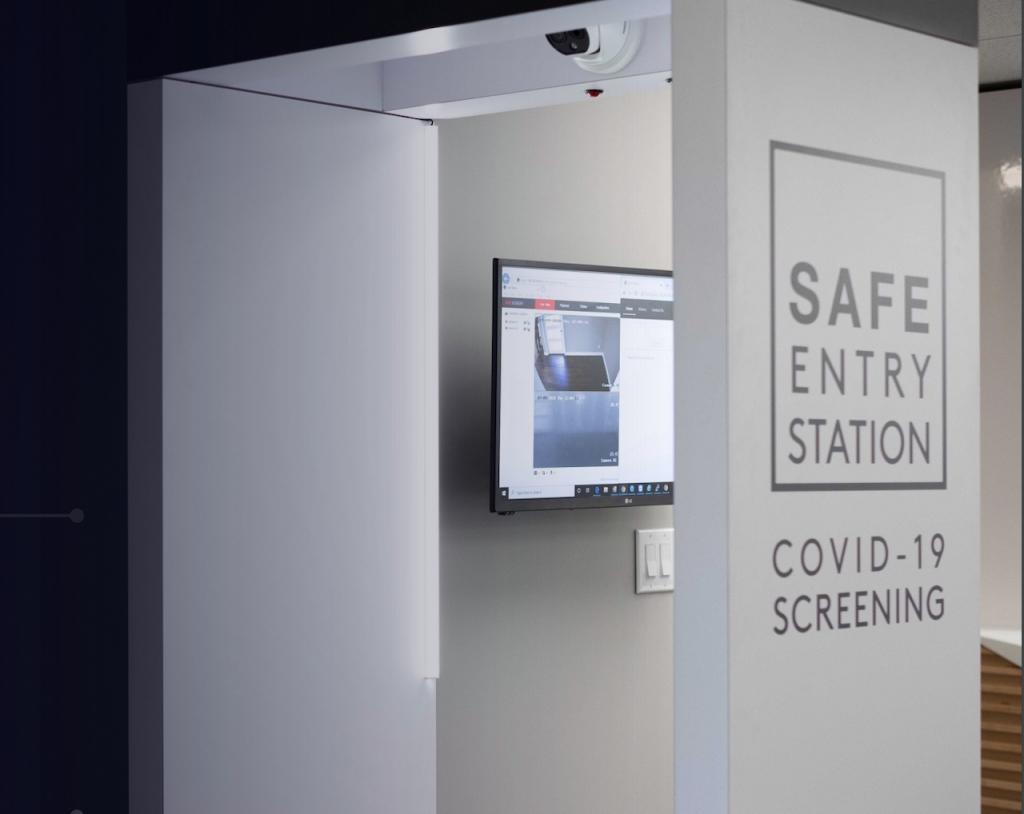 safe entry station predictmix